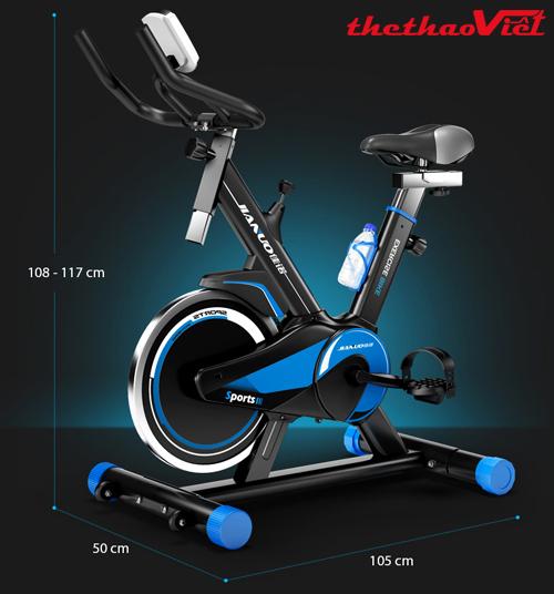 Xe Đạp Tập Thể Dục đa năng Spin Bike JN-55