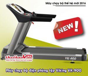 Máy chạy bộ điện đa năng Viking VK-900