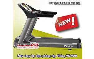 Máy chạy bộ điện đa năng VK-900