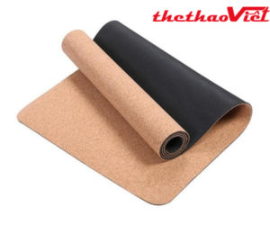 Thảm tập Cork Yoga