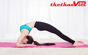 Thảm tập Yoga - ThethaoViet