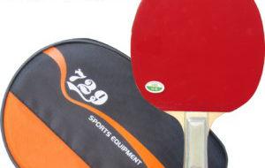 Bảo quản vợt bóng bàn đúng cách và bền lâu