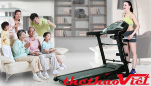 Lợi ích khi mua máy chạy bộ cho cả gia đình