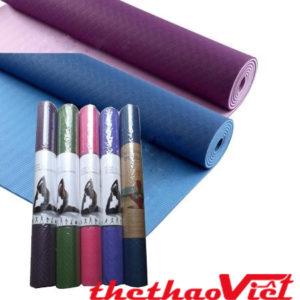Thảm tập Yoga cao cấp nhập khẩu
