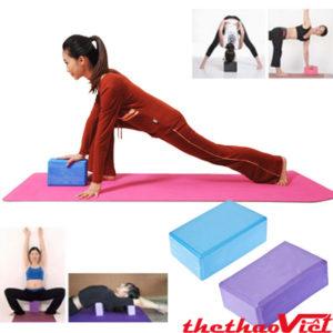 Gối tập Yoga chất lượng tốt