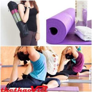 Thảm tập Yoga cao cấp chất lượng tại Thể thao Việt