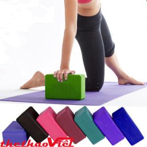 Gối tập Yoga chất lượng, giá thành hợp lý