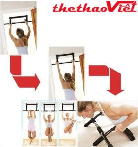 Hiệu quả tập luyện xà đơn đa năng iron gym- 1557A