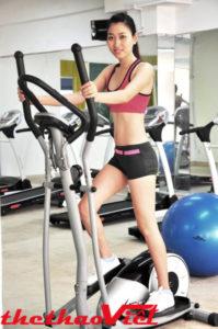 Giảm cân, body đẹp ngay tại nhà với xe đạp tập thể dục