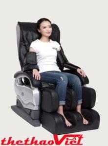 Ghế massage giúp bạn có những giây phút thư giãn