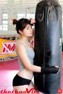 Tập boxing có tác dụng giúp bạn giảm cân rất hiệu quả