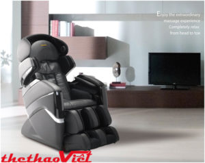 Ghế massage cao cấp sẽ giúp bạn thư giãn sau một ngày làm việc mệt mỏi