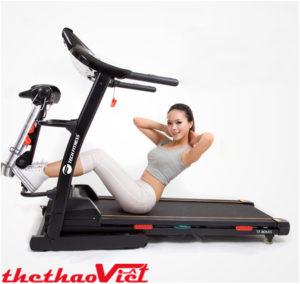 Máy tập thể dục giảm cân lý tưởng cho mọi gia đình