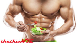 Chế độ dinh dưỡng rất quan trọng trong quá