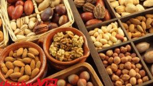 Hạt khô rất tốt nhưng không nên ăn nhiều trước khi luyện tập