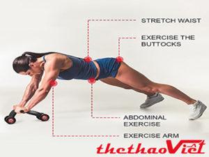 Tập luyện đúng cách để có được thân hình hoàn hảo