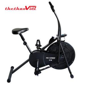 Xe đạp tập Pro Fitness PF- 06 thiết kế phù hợp với nhu cầu tập luyện khác nhau
