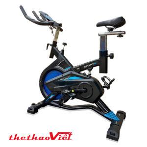 Xe đạp tập thể dục YB-9800 có thiết kế khỏe khoắn