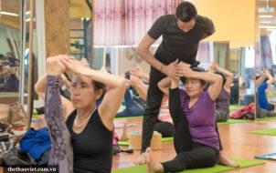 nguyên tắc tập yoga