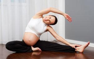 Bài tập thể dục dành cho phụ nữ mang bầu