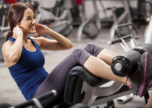 thể dục và chế độ ăn uống dành cho nữ giới
