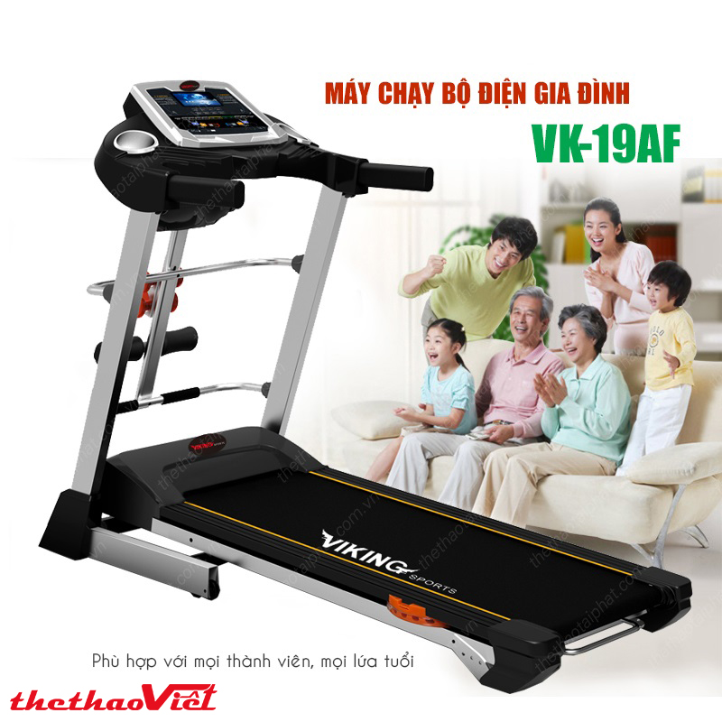 máy chạy bộ vk-19af