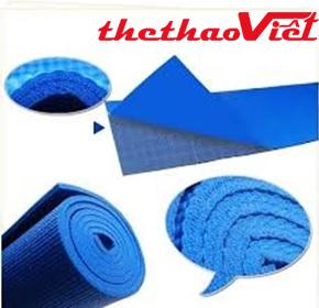 Cách lựa chọn thảm tập Yoga