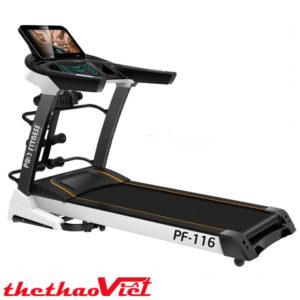 Máy chạy bộ điện Pro Fitness PF- 116