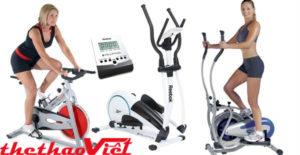 Xe đạp tập thể dục tại nhà giá rẻ, chất lượng