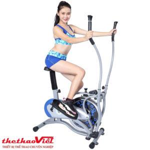 Giảm cân hiệu quả với xe đạp tập thể dục