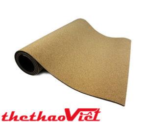 Thảm tập Yoga Cork Yoga Mat 6 ly