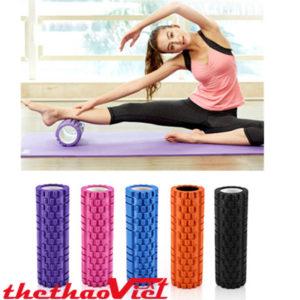 Lợi ích khi tập với Con lăn massage tập yoga Foam Roller