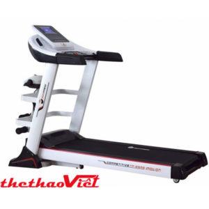máy chạy bộ điện đa năng Tech Fitness TF-25AS