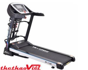 Máy chạy bộ điện Pro Fitness PF-113D với công nghệ thiết kế cực kỳ hiện đại