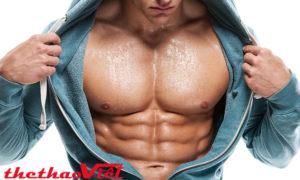 Để có cơ ngực đẹp cần tập toàn diện
