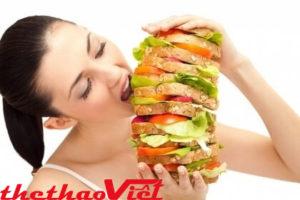 Ăn sau khi luyện tập để cơ thể phục hồi và phát triển