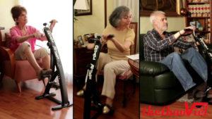 Xe đạp sử dụng cho mọi đối tượng đặc biệt là người cao tuổi, đang gặp vấn đề xương khớp