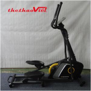 Xe đạp tập Techgym HQ - 07 với thiết kế nhỏ gọn phù hợp với nhiều không gian nhỏ