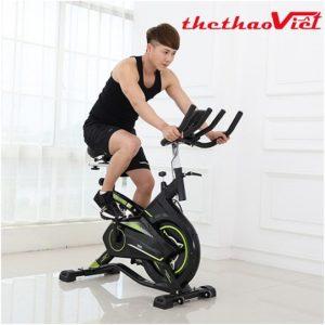 Xe đạp tập thể dục YB- 9800 hỗ trợ tập luyện tại nhà rất hiệu quả