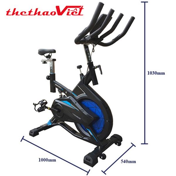 xe đạp tập YB- 9800