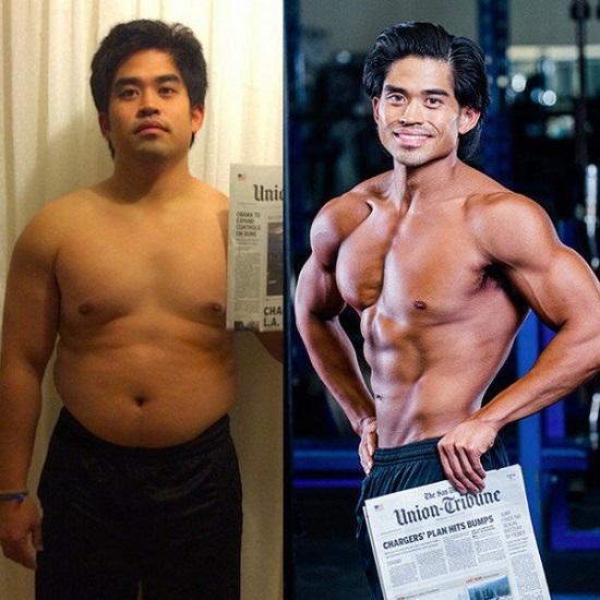 người muốn giảm cân