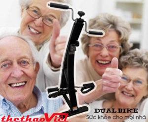 Xe đạp phù hợp sẽ khiến liệu trình tập luyện thêm hiệu quả