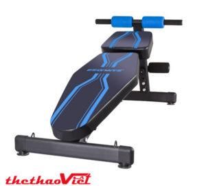 Ghế tập gym đa năng JN-Y09 thiết kế chắc chắn và hiện đại tích hợp nhiều bài tập