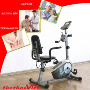 Xe đạp phục hồi chức năng BC-51053R món quà chăm sóc sức khỏe tuyệt vời.