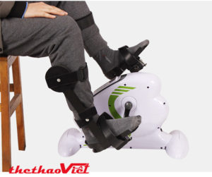 Xe đạp phục hồi chức năng dùng cho người bại liệt