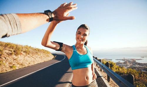 chạy bộ tốt cho sức khỏe