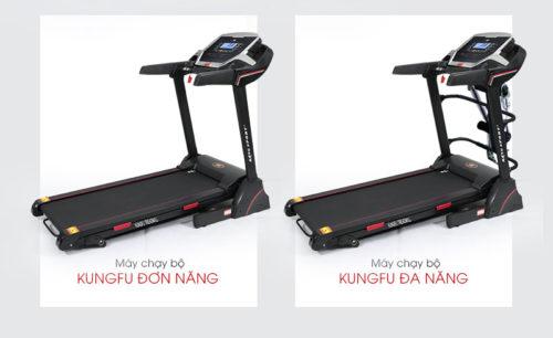 máy chạy bộ kungfu