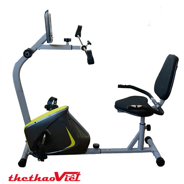 Xe đạp YD-656 đơn giản, gọn nhẹ nhưng mang lại hiệu quả lớn