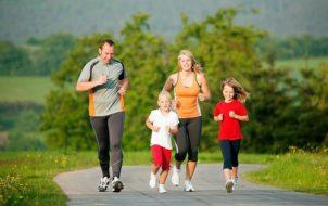 Chạy bộ đúng cách để tăng chiều cao