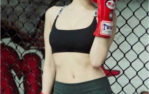 Học boxing nữ ở TP HCM